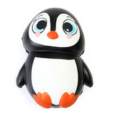 Squishy Penguin Jumbo 13cm Slow Rising Soft Kawaii Cute Kolekcja Gift Decor Toy