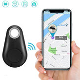 Mini Anti Lost bluetooth Finder Portachiavi Smart Tracker Bagagli Valigia Borsa GPS Locator Promemoria campeggio Viaggio