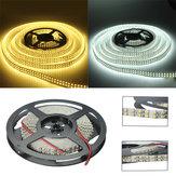 5m double rangée non étanche smd 3528 1200leds LED bande lumineuse