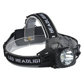 XANES K55A 800 LumensBicycle Led T6 Farol Esportes ao ar livre HeadLamp 4 Modes Adjustable Head Light
