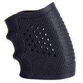 Caza táctica antideslizante pistola protectora de goma cubierta de agarre guante de la funda para Glock