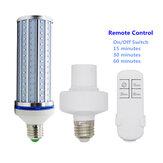 60W UV Lâmpada germicida UVC E26/E27 LED Desinfecção por ozônio para uso doméstico de lâmpada