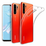 Bakeey Ultra-Thin Anti-Scratch Transparent Soft TPU Protective Case for HUAWEI P30 Pro