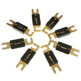 Car Stereo Audio ANL Fuse Gold Plated 80A 100A 150A 200A 300A 350A 400A 500A AMP