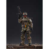 JOYTOY Action Figure Multi-joint Rotatable US Cavalry Regiment Paladin Heroes Figure New Toy for Collectible Toys