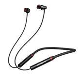 Lenovo HE05X sans fil bluetooth 5.0 écouteurs HiFi stéréo adsorption magnétique tour de cou casque étanche sport casque avec micro
