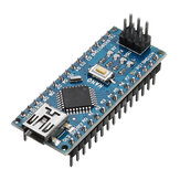 Geekcreit® ATmega328P Nano V3 Module Improved Version No Cable Development Board Geekcreit for Arduino - products that work with official Arduino boards