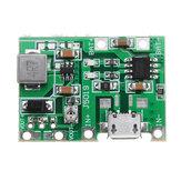 20 قطعة 3.7 فولت 9 فولت 5V 2A قابل للتعديل تصعيد 18650 ليثيوم البطارية شحن وحدة تفريغ متكاملة