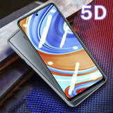 Bakeey 5D Curved Edge 9H Anti-Explosion Full Coverage Hartowane szkło ochronne na ekran do Xiaomi Redmi Note 9S / Redmi Note 9 Pro nieoryginalne