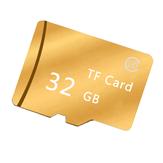 Scheda di memoria TF 128G Class10 Flash Scheda di memoria 16G 32G 64G Gold Smart Card ad alta velocità fino a 100 MB / S per telefono cellulare fotografica