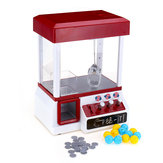 Carnival Claw Game Doll Machine Mini Arcade Grabber Crane Đồ chơi +24 Tiền xu +12 Trứng