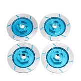 CNC Metal Brake Disc With 12mm Hexagon For 1/10 Drift RC Car Parts
