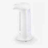 250ml Dispensador automático Jabón IPX4 Impermeable IR Sensor Ducha desinfectante sin contacto Gel Dispensador de líquido para champú