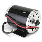 36V 500W MY1020 Elektryczny silnik szczotkowany 2500 obr./min z uchwytem Do skutera E-Bike Mini Bike Go Kart