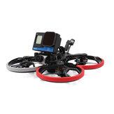 GEPRC CineLog30 عالي الوضوح Under 250g 126mm 4S 3 بوصة FPV Racing Drone BNF w / F4 AIO 35A ESC Caddx Polar Vista رقمي System