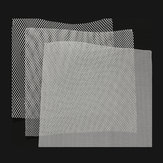 25x20cm Aluminium Modelling Wire Mesh Coarse Sheets Fine/Medium/Thick