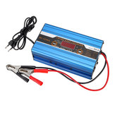 12V 20A/30A/40A Battery Lead-acid 20Ah To 200Ah Smart Charger Multifunction For Car Motorcycle LCD Display