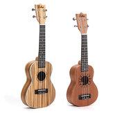 21 23インチフル4弦ウクレレアコースティックギター