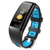 "XANESMI50.96""TFTЦветнойэкран Smart Watch IP67 Водонепроницаемы Шагомер Сердце Цена Монитор Фитнес Смарт-браслет"