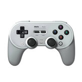 8Bitdo SN30 PRO+ 2 bluetooth Wireless Gamepad for Nintendo Switch PC for macOS Android Steam Raspberry Pi 6-axis Sensor Vibration Game Controller