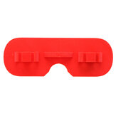 URUAV Sunshade Hood For DJI Digital Goggles Lens Protective Plate with Antenna Hole Black/Red