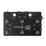 XTONE (Pro) Interface audio intelligente pour guitare avec audio Ultra-HD 192 KHz & Faible latence & Plage dynamique élevée