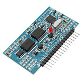 DC-AC 5V Pure Sinus-Wechselrichter SPWM Driver Board EGS002 EG8010 + IR2110 Treiber-Modul 12Mhz Crystal Oszillator CMOS RS232 Über-Spannung Unterspannung Überstrom Überhitzungsschutz
