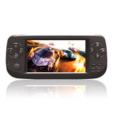 16G 64 Bit 4.3 Inch HD Handheld Video Game Player Konsol Game untuk CP1 CP2 GBA FC NEO GEO 3000 Game