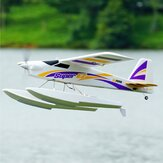 FMS SUPER EZ V4 1220MM Wingspan EPO Trainer Beginner RC Airplane PNP with Floats & Reflex Flight Control System