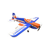 KEYIUAV SBACH 342 900mm Lebar Sayap PP 3D Aerobatic RC Airplane KIT