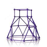 Presente de Natal Finger Animal Pet Toys Escalada Stand Jungle Academia Playset Decoração de mesa Brinquedos