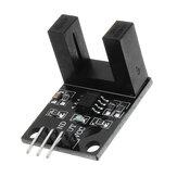 LM393 DC 5V Sensore optoelettronico PIR Modulo sensore con LED Slot per istruzioni Uscita segnale singolo