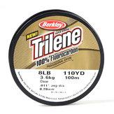 Berkley100MFluorocarbonopescaLine1.2 # 3.0 # 3.5 # Fluoro Professional Grade pesca Line