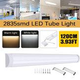 1Pcs 120cm LED Batten Linear Tube Light Fluorescent Lamp LED Surface Mount Lights