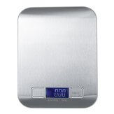 5kg Household Kitchen Scale Electronic Food Measuring Tool Slim LCD Digital