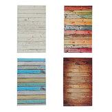 3 x 5ft houten muur vloer vinyl fotografie achtergrond foto achtergrond studio