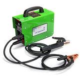 ZX7-200 220Vポータブル電気溶接機LCDディスプレイIGBT ARCインバーターはんだ付けツール