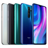 Xiaomi Redmi Note 8 Pro Global Version 6,53 tum 64MP fyrkamera bak 6GB 64GB NFC 4500mAh Helio G90T Octa Core 4G Smartphone