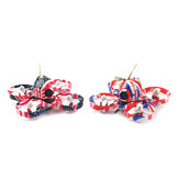 Eachine US65 UK65 65mm Whoop FPV Racing Drone BNF Crazybee F3 Pengendali Penerbangan OSD 6A Blheli_S ESC
