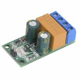 DR55B01 DC 5-24V 2A Flip-Flop Latch Motor Reversible Controller Self-Lock Bistable Reverse Polarity Relay Module