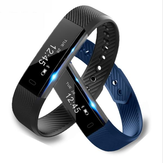 Bakeey ID115 Fitness Tracker Smart Bracelet Step Counter Activity Monitor Wristband for Android IOS