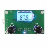 Geekcreit® DSP et PLL stéréo numérique récepteur radio FM Module 87-108MHz Avec contrôle série
