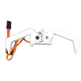 Small Hammer SNM2300 3D Print RC Robot Arm Gripper Clip Kit With SG90 Servo