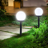 2 STKS Auto Sensing LED Solar Ball Lamp Tuin Bal Lampen Voor Outdoor Patio Gazon