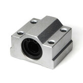 Machifit SCS8/10/12/16UU Aluminum Linear Motion Ball Bearing SCS Slide Bushing Block For CNC Parts