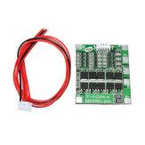 4S30A14.8VLi-ionリチウム18650バッテリBMSパックPCB保護ボードの残量
