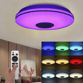 Bluetooth WIFI LED Plafondlamp RGB Muziek Speeker Dimbare Lamp APP Remote