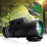 40x60 Monocular Outdoor Camping Telescope HD Zoom Caminhadas Night Vision