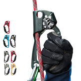 XINDA Outdoor Sports Rock Climbing Right Hand Ascender Device Mountaineer Left Handle Ascender Climbing Rope Tools