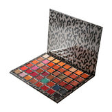 48 Color Eye Shadow Leopard Scatola Ombretto multicolore perlato opaco
